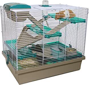 cage hamster haute