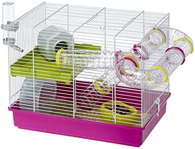 cage pour hamster nain russe