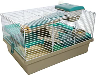 cage pas cher hamster nain