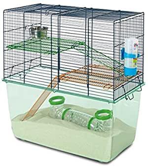 cage 3 étages pour hamster